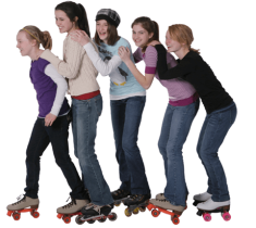 Kids-Skating